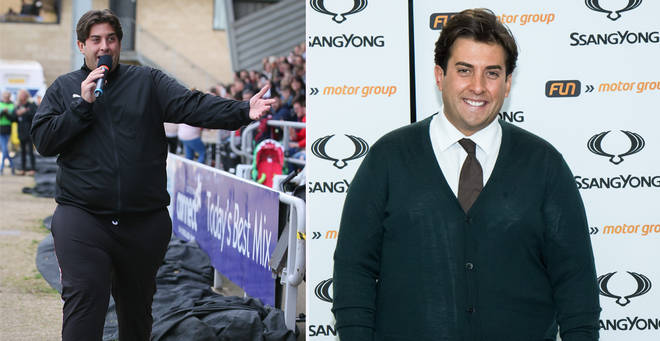 Arg has opened up about his health concerns