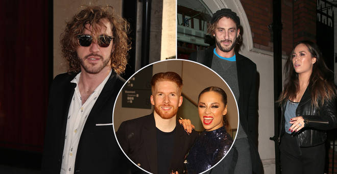 Seann Walsh poked fun at Neil and Katya's split at his comedy show