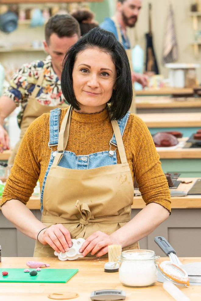 Bake Off contestant Michelle