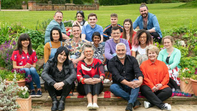 The GBBO contestants have been revealed