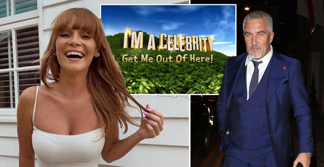 Paul Hollywood's ex girlfriend could be going on I'm A Celeb