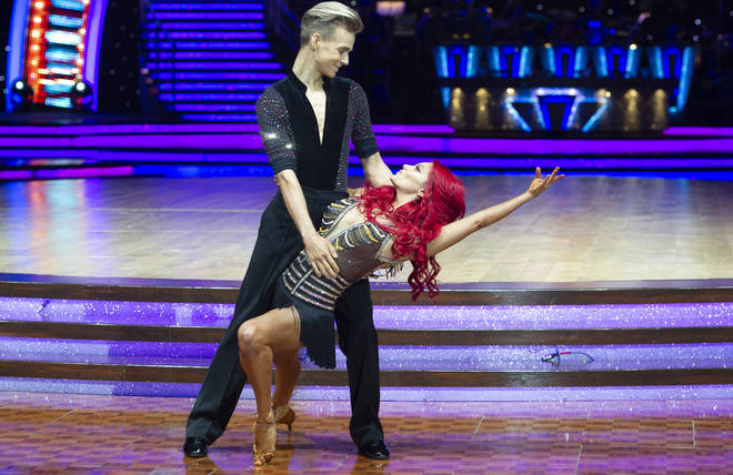 Joe Sugg competed on last year's Strictly Come Dancing