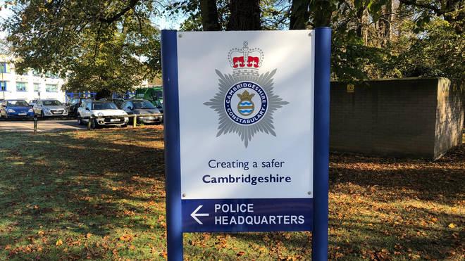 Cambridgeshire Police HQ