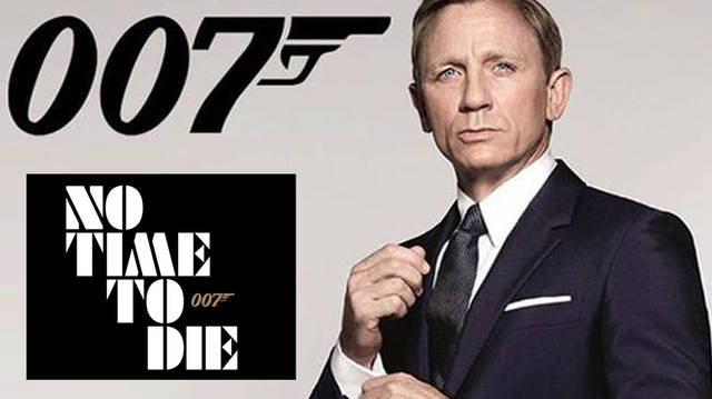 New James Bond movie title FINALLY revealed as No Time To Die