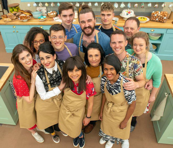 The Great British Bake Off contestants were announced earlier this week