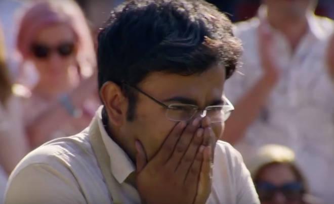 Rahul Mandal won The Great British Bake Off in 2018