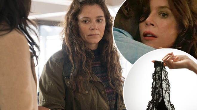 Deep Water viewers baffled by Anna Friel thong comment in last night's episode
