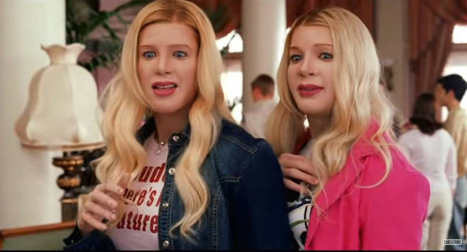 The stars of White Chicks have teased a sequel