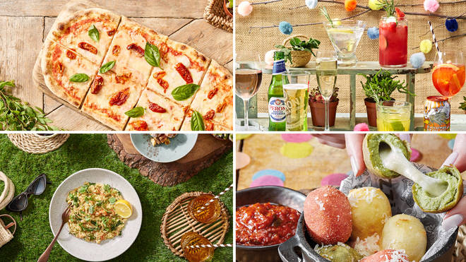 Zizzi's summer menu is perfect for the bank holiday