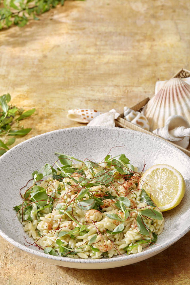 he new specials include Rainbow Gnocchi, Crayfish Orzotto, the Vegan Rustica Quattro No- Maggi (back by popular demand) and the Golden Honeycomb Cheesecake