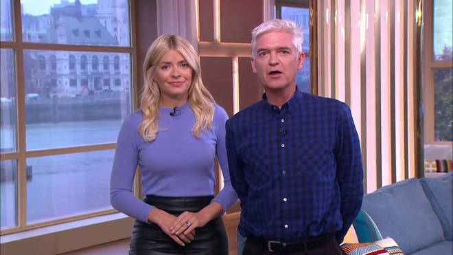 Holly and Phil could be on our screens from 10am