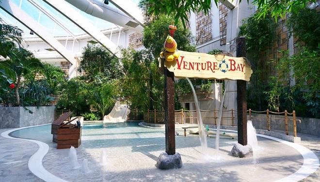 Center Parcs Venture Bay