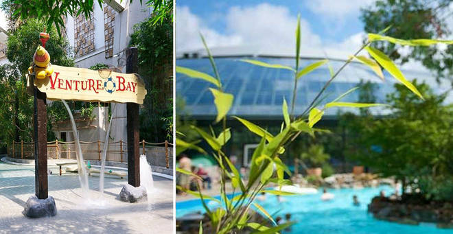 A boy has died while at Center Parcs