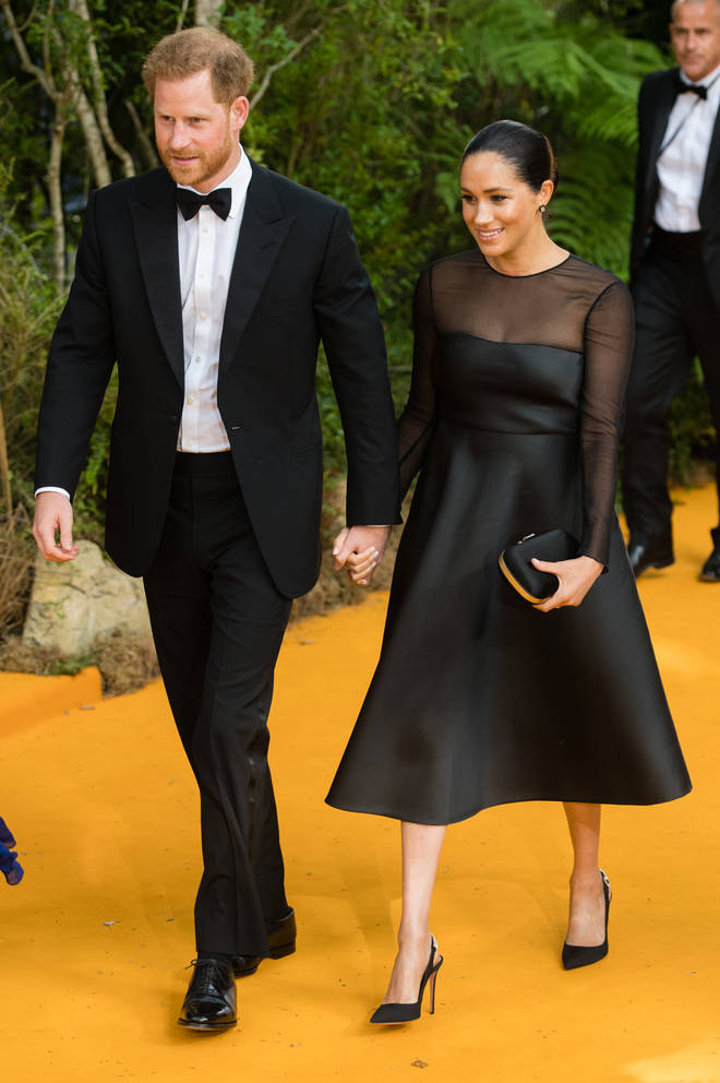 Meghan Markle and Prince caused controversy after using a number of private jets