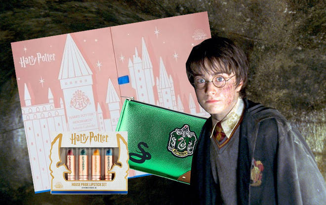 Boots launch a Harry Potter-themed beauty advent calendar for this Christmas