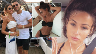 """Michelle Keegan says it is """"horrible"""" to be bombarded with questions about babies."""