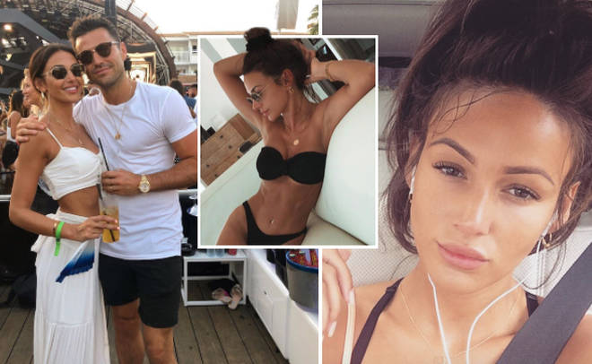 "Michelle Keegan says it is ""horrible"" to be bombarded with questions about babies."