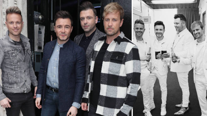 Borns Tour 2020 Westlife line up huge world tour for 2020 as they 'plan to team up
