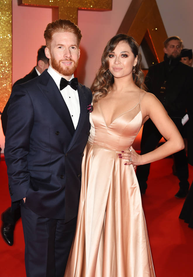 Neil and Katya Jones have separated after 11 years of marriage.