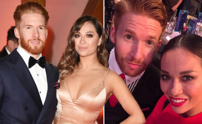 Strictly Come Dancing couple Neil and Katya Jones split because of a sex drought, according to an insider.