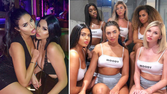 Love Island fans FUMING as Anna Vakili 'doesn't invite' Molly-Mae, Lucie and Maura to sleepover