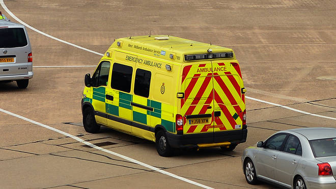 West Midlands Ambulance