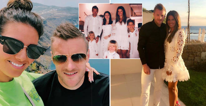 Rebekah Vardy is pregnant with her fifth child!