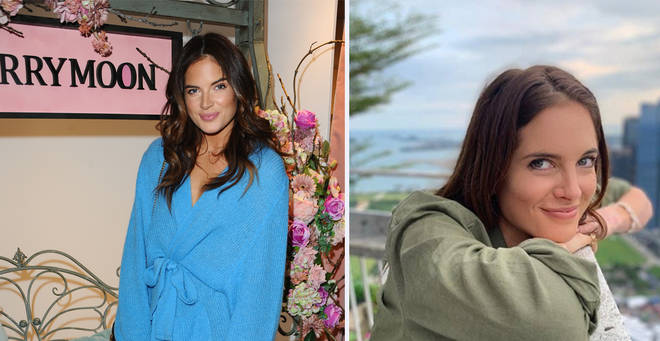 Binky Felstead has gone public with her new boyfriend