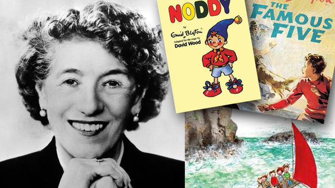 Royal Mint meeting notes reveal they blocked Enid Blyton commemorative coins