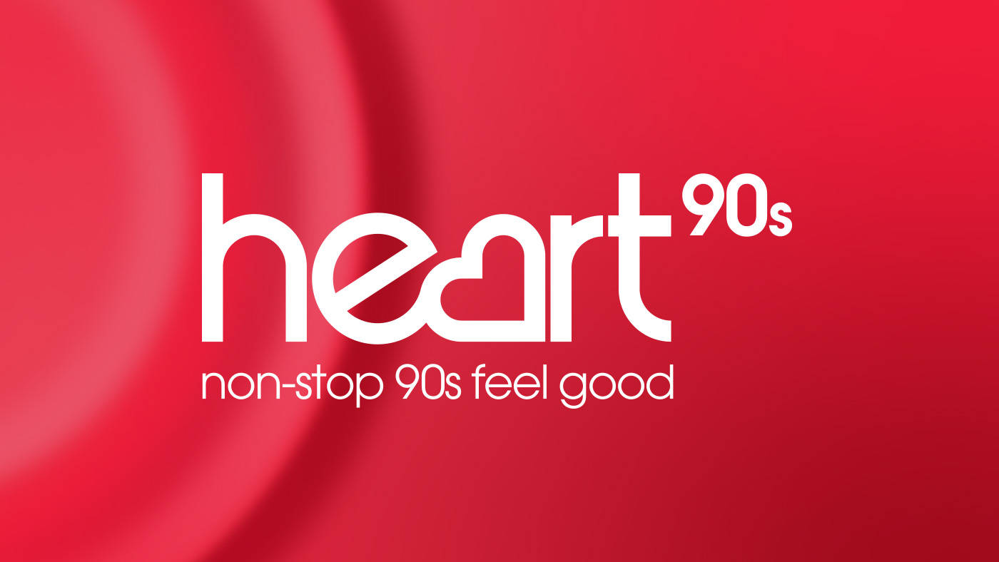 Tune in to Heart 90s right now! - Heart