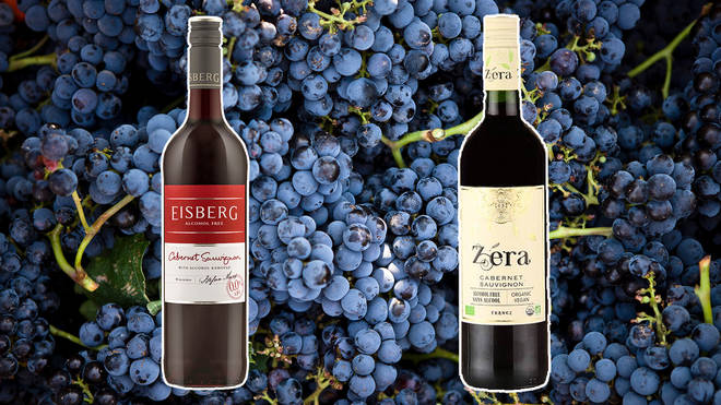 Zera is an alcohol-free red wine