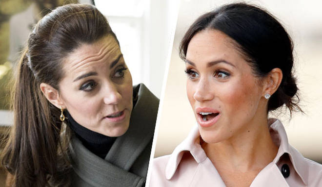 Meghan Markle and Kate Middleton will never be pregnant at