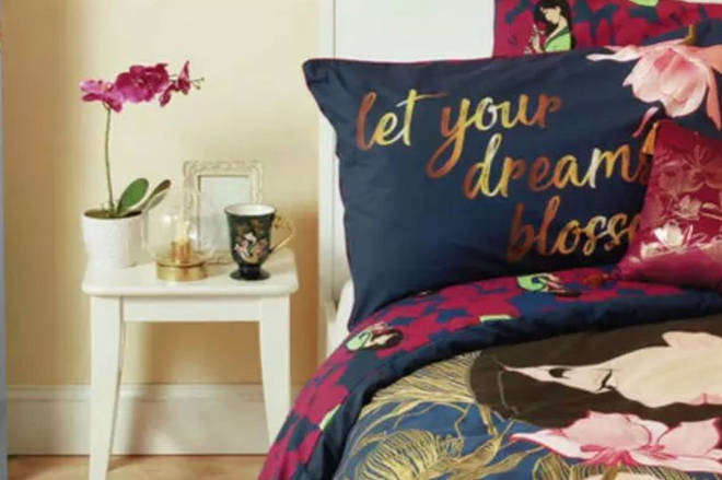 Primark are launching a Mulan-themed homeware collection