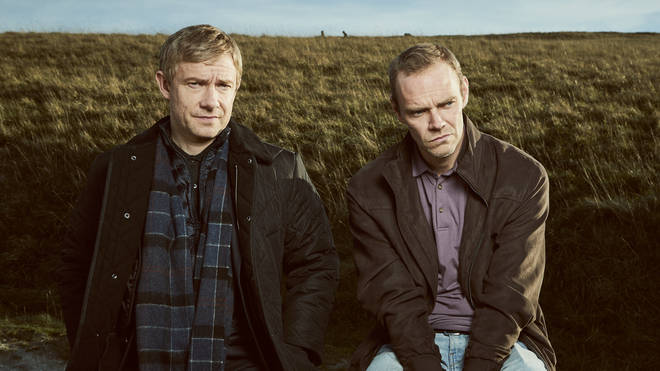 Martin Freeman is playing Steve Fulcher and Joe Absolom has been cast as suspect Christopher Halliwell