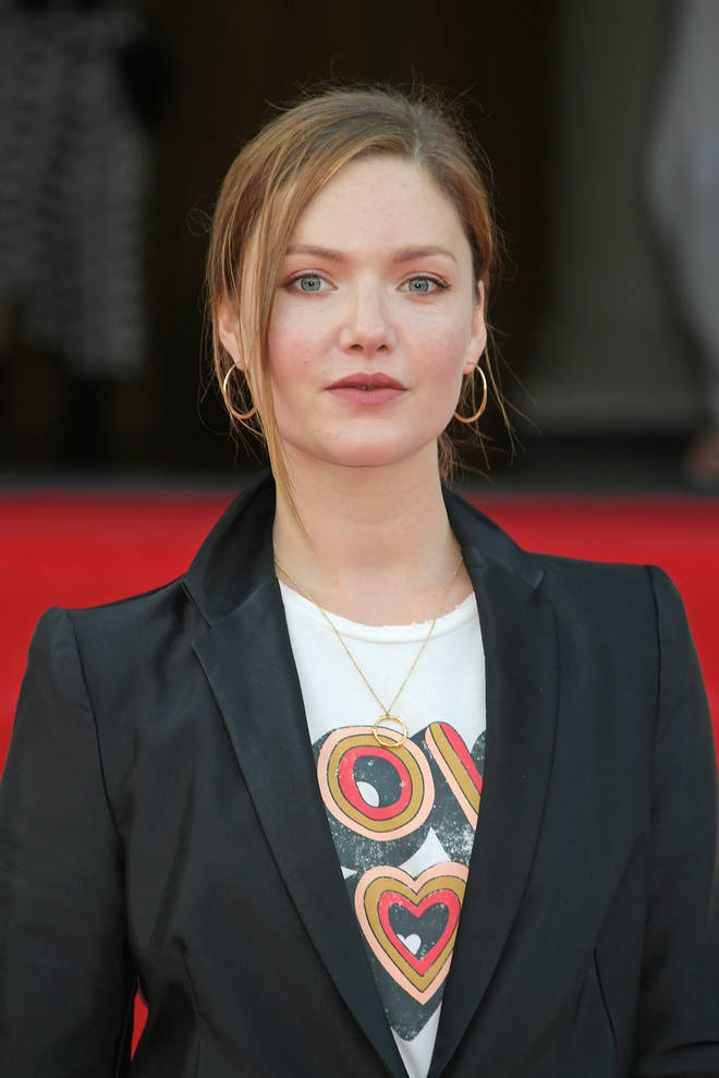 Holliday Grainger leads the cast of new sci-fi drama The Capture