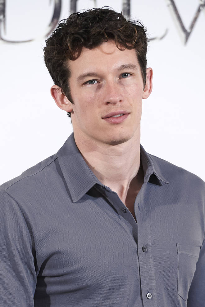 Callum Turner is also starring in The Capture this autumn