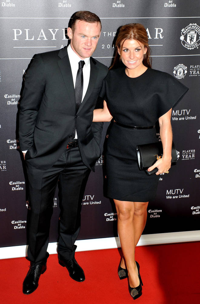 Wayne and Coleen have been married for 11 years and share four sons together, Kai, nine, Klay, six, Kit, three, and one-year-old Cass.