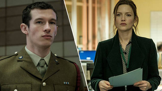 Holliday Grainger heads up the cast of new sci-fi thriller, The Capture.