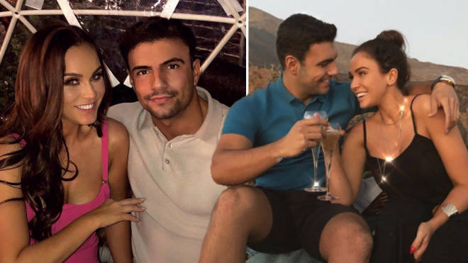Vicky Pattison sparks rumours she's engaged to Ercan Ramadan just nine months after split from fiancé John Noble.
