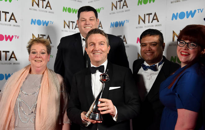 The Chase has won numerous TV awards