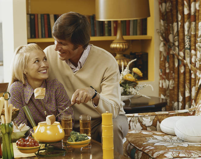 Fondue was a seventies staple... as were some of these less appetising dishes