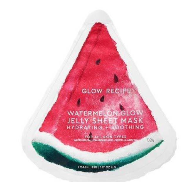 Glow Recipe Watermelon Glow Jelly Sheet Mask, £35