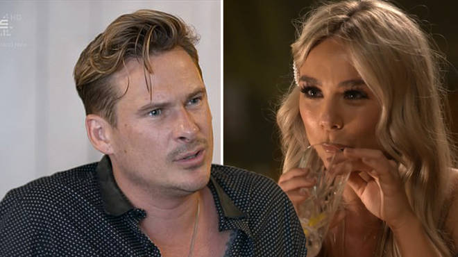 Lee Ryan met Sarah Plews on Celebs Go Dating