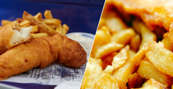 The best Fish and Chips have been revealed
