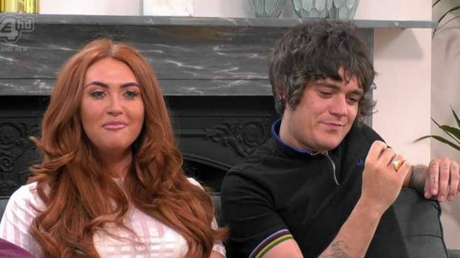 Frankie Cocozza and Charlotte Dawson broke the no-celebrity dates rule in series three.