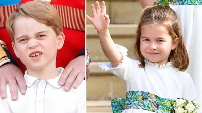 Princess Charlotte is worth £1 billon more than Prince George, and here's why