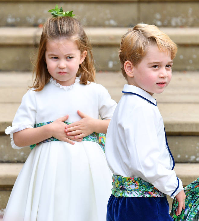 According to a study by Reader's Digest, Princess Charlotte is actually worth over £1 billon more than Prince George