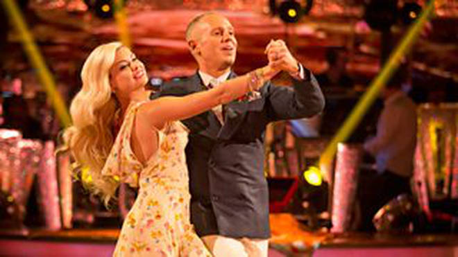 Judge Rinder starred on Strictly in 2016