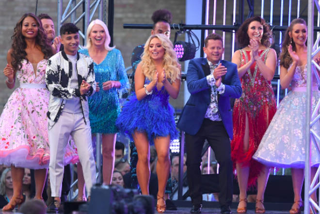 A selection of the Strictly Come Dancing 2019 line-up