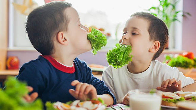 Mealtimes can sometimes be a battle but they don't have to be, take a look at these easy swaps to make life easier
